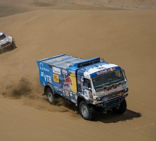 Expulsaron a piloto del Rally Dakar 2019 por atropellar a espectador y no auxiliarlo