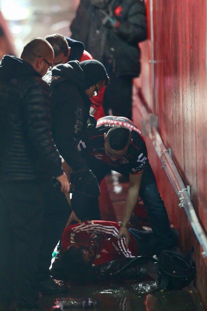 ¡Brutal! Aficionado de Xolos cayó desde las gradas y fue atendido de emergencia