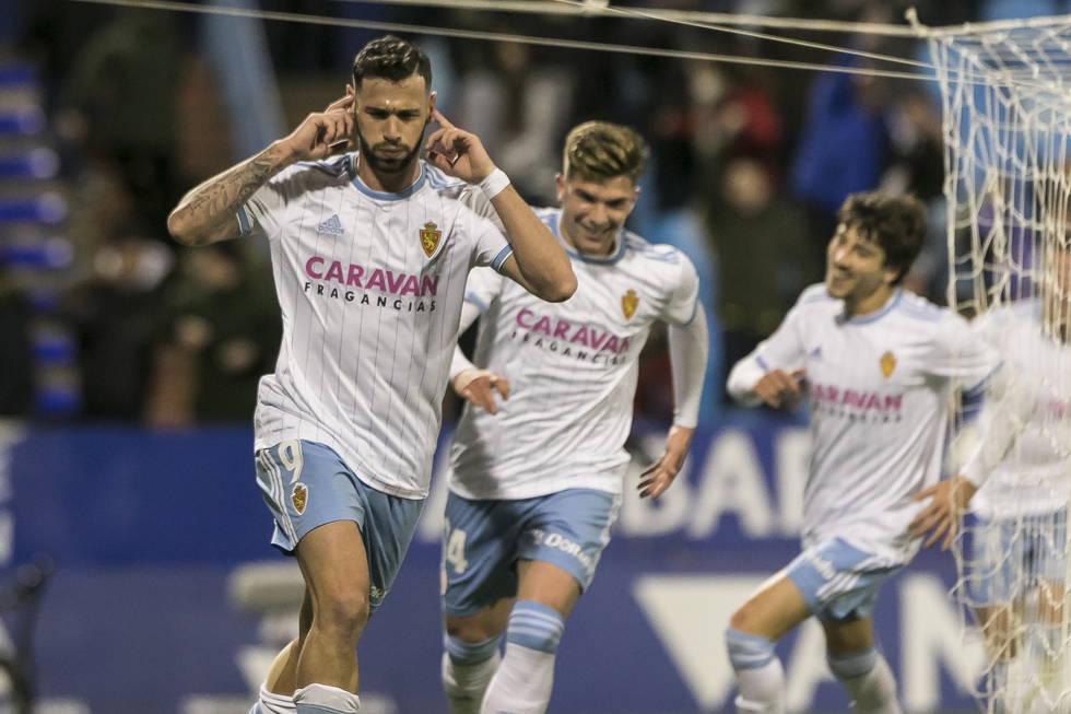 El penal fallado de Oswaldo Alanís que pudo darle el triunfo al Real Oviedo