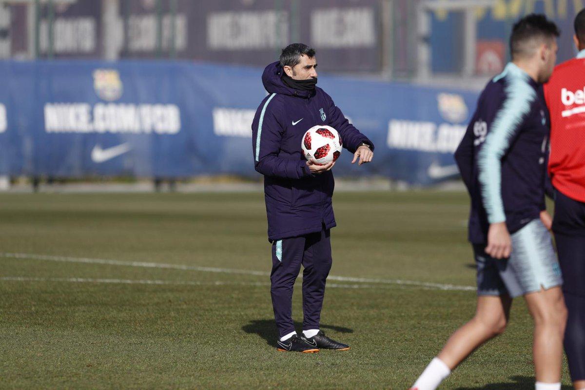 Las primeras declaraciones de Valverde sobre fichaje de Carlos Vela al Barcelona