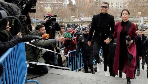 La problemática foto de Cristiano Ronaldo donde dicen que se burló de Emiliano Sala