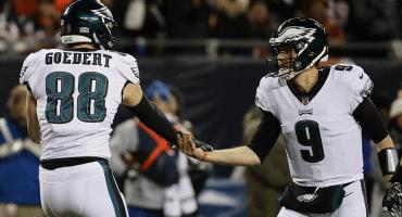 ¡Todo listo! Eagles superan a Bears y definen la ronda divisional de la NFL