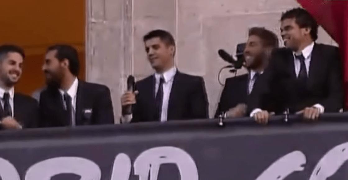 Periodicazo en el hocico: El día que Álvaro Morata insultó al Atlético de Madrid