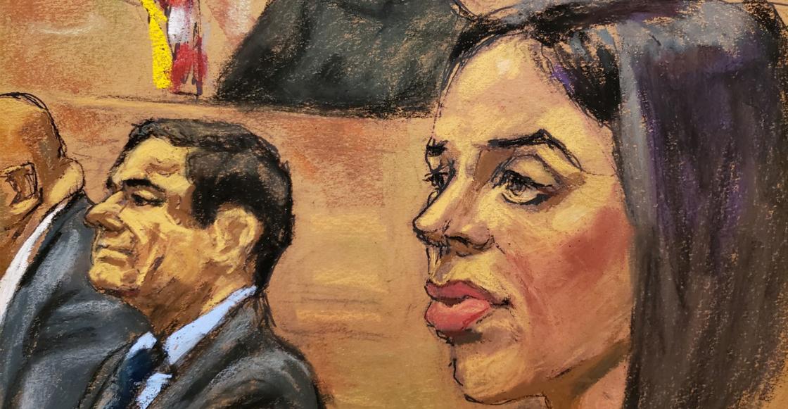 """¡Zaz! """"El Licenciado"""" señala a Emma Coronel de ayudar al Chapo a escapar de prisión"""