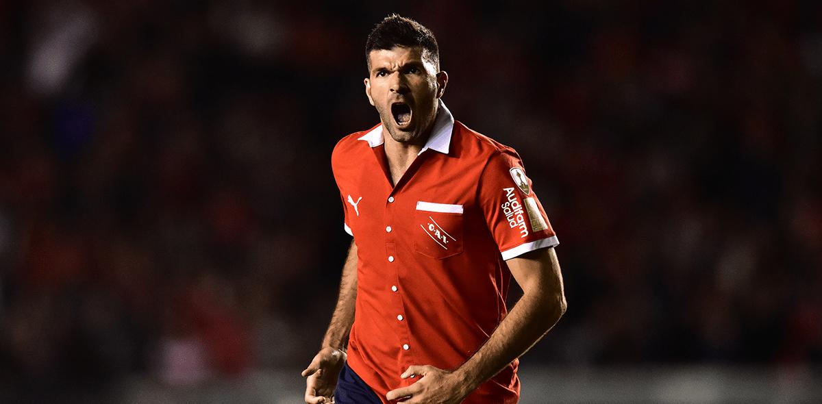 Emmanuel Gigliotti, el refuerzo del Toluca al que no le gustaba el futbol