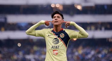 ¿Y Lainez? En Holanda reportan interés del PSV por Edson Álvarez