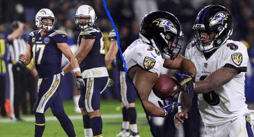 ¿Cuándo, cómo y dónde ver el Chargers vs Ravens de la ronda de comodín?