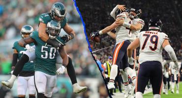 ¿Cuándo, dónde y cómo ver el Eagles vs Bears de la ronda de comodín?