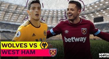 Sigue EN VIVO la Jornada 24 de la Premier League: ¡Duelo de mexicanos!