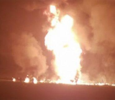 Imágenes para dimensionar la tragedia provocada por la explosión de un ducto de Pemex en Tlahuelilpan