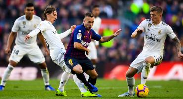 ¡Apartado! Revelan fecha y horario para el primer Clásico de España del 2019