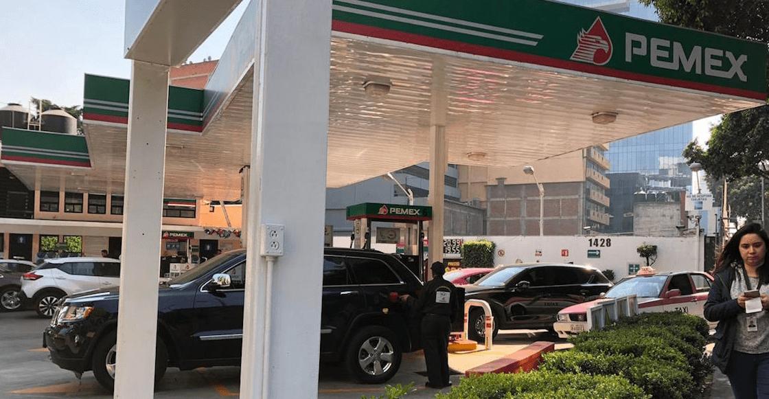 Casi el 70% de los consumidores en CDMX le ha entrado al calendario para cargar gasolina