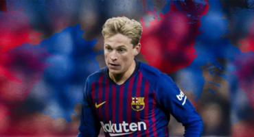 ¡Bombazo culé! Frenkie De Jong es nuevo jugador del Barcelona