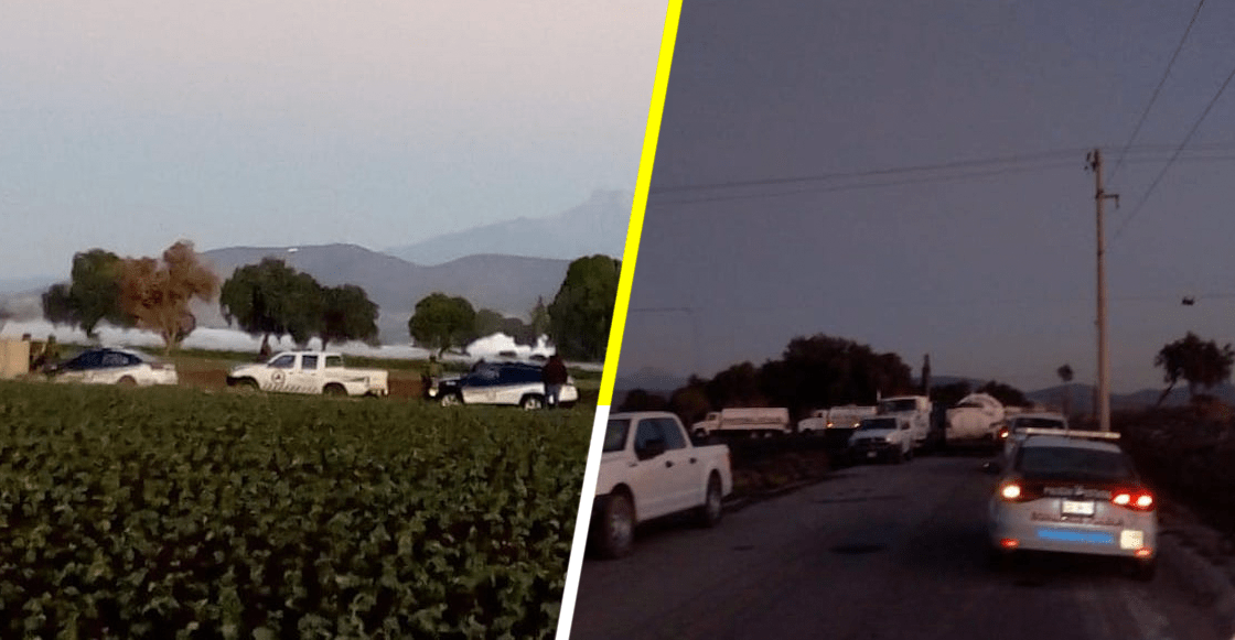 Continúa cerrada la autopista Puebla-Acatzingo por fuga de Gas LP