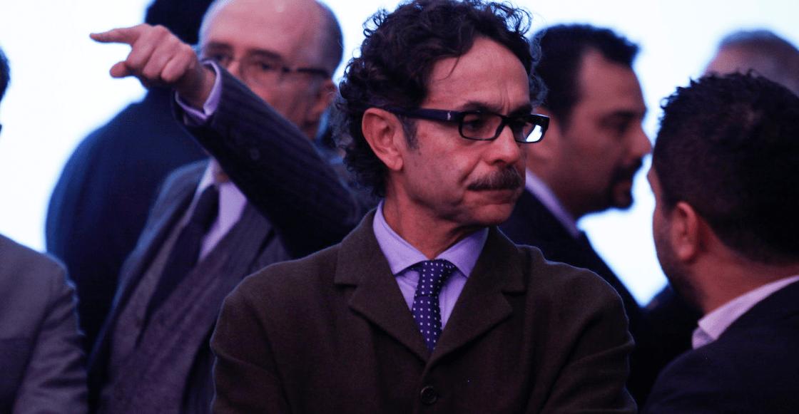 Sin edecanes, Gabriel Quadri anuncia la creación de un nuevo partido político