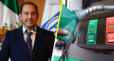 'De que hay gasolinazo, hay gasolinazo', dice el PAN y promete salir al tiro por los mexicanos