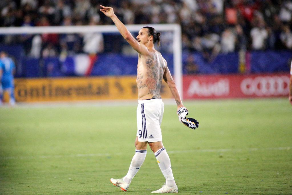 """¡Tsss! Zlatan criticó a Cristiano: """"Ir a la Juventus no es un desafío, es una tontería"""""""