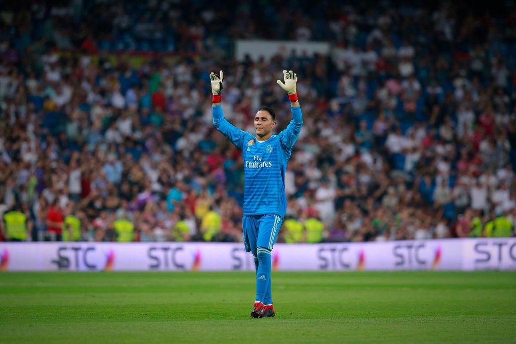¡Keylor Navas se habría despedido del Real Madrid! Su destino: Arsenal o Roma