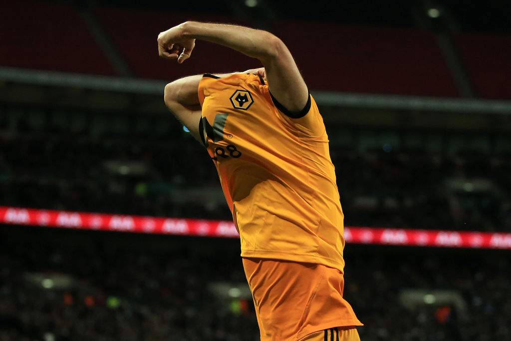¡Matagigantes! Raúl Jiménez 'vacunó' al Manchester City con un golazo