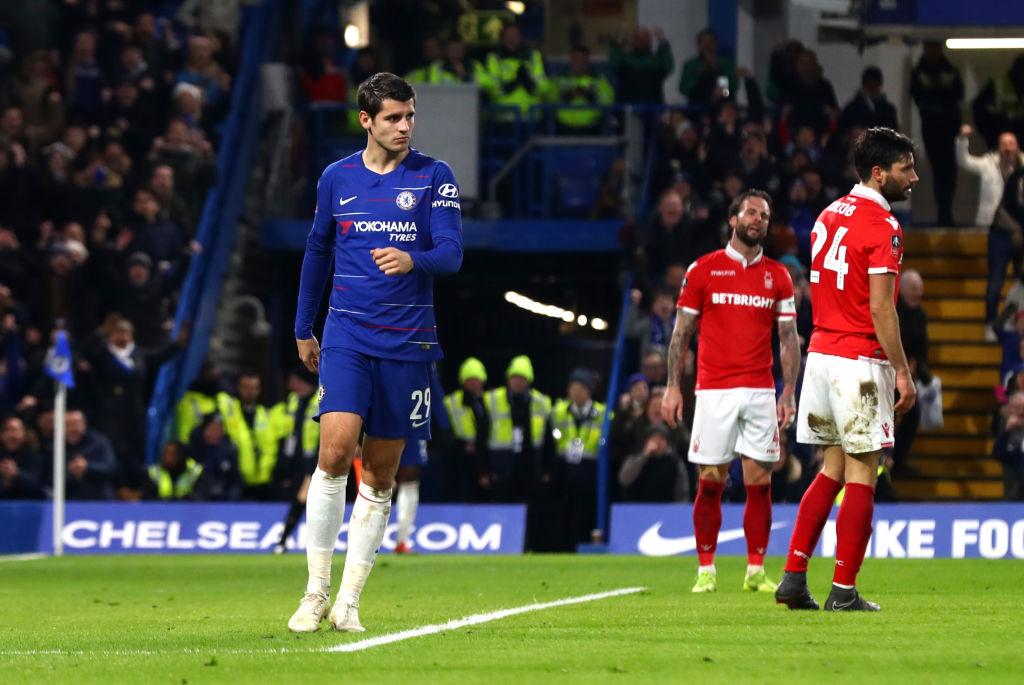 ¡FA Cup con toque 'Blue'! Revive el doblete de Morata que dio el triunfo al Chelsea