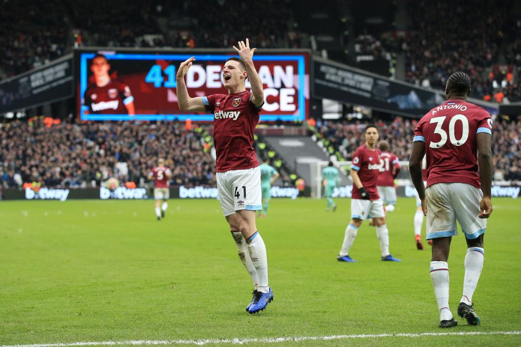 ¡West Ham vuelve a ganar un Derbi de Londres en casa después de 12 años!