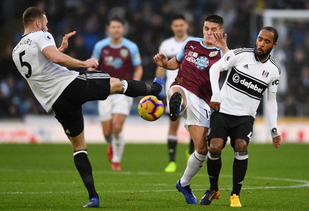 ¡Burnley acumula más de 57 AÑOS sin perder en casa contra el Fulham!