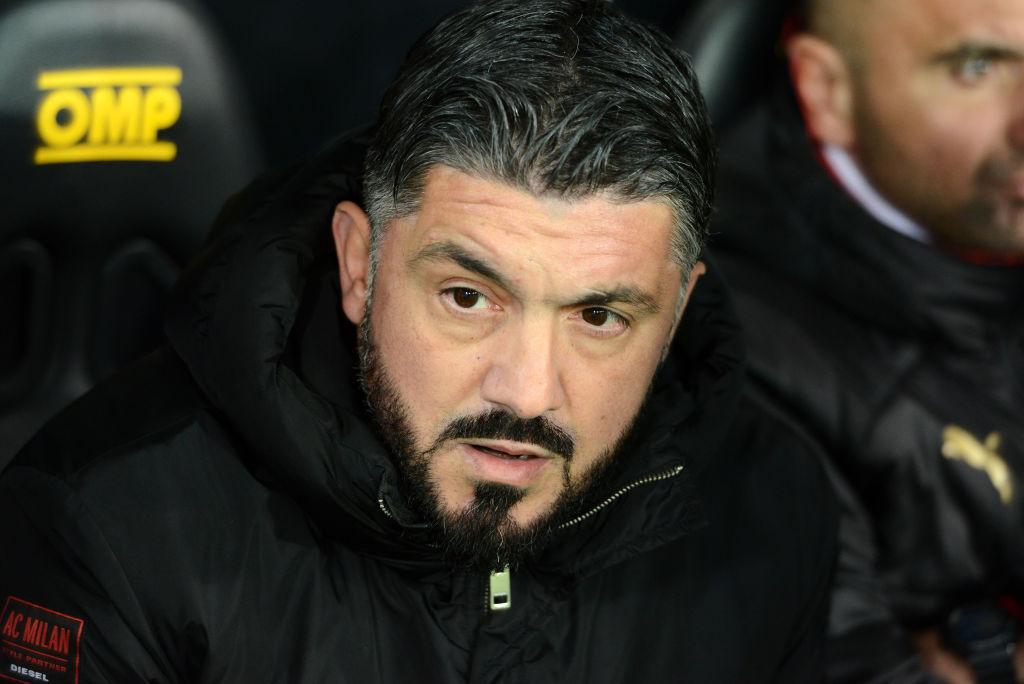 ¡Golpe bajo! Gattuso le ofrecería comida a Higuaín para que no salga del Milan