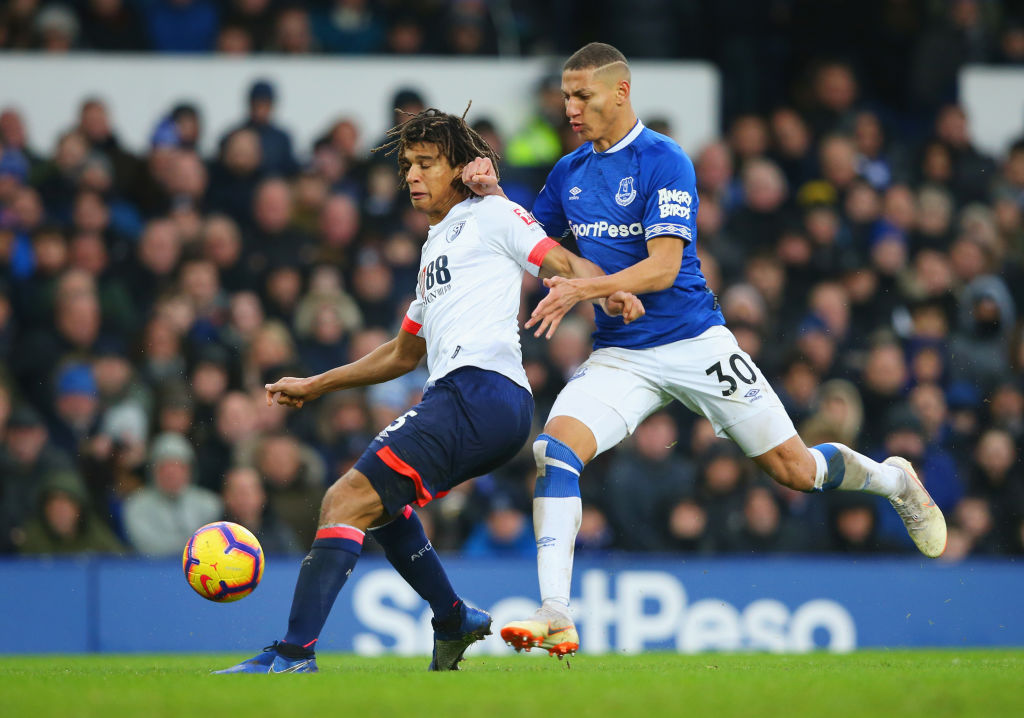¡Historial a su favor! Everton derrotó al Bournemouth y mantiene su hegemonía