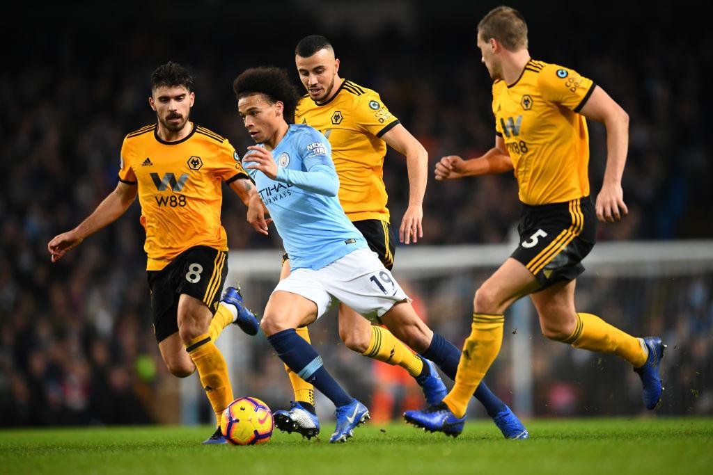 ¡Cazaron al lobo! Manchester City venció al Wolverhampton de Jiménez