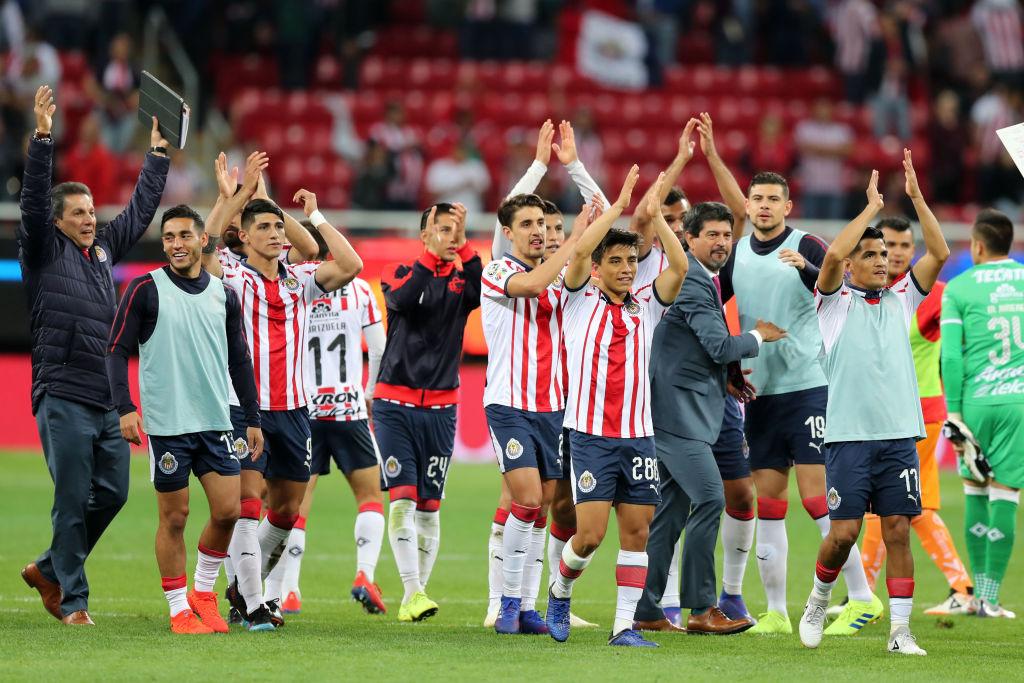 El récord que podrían romper las nuevas 'Súper Chivas' ante Santos