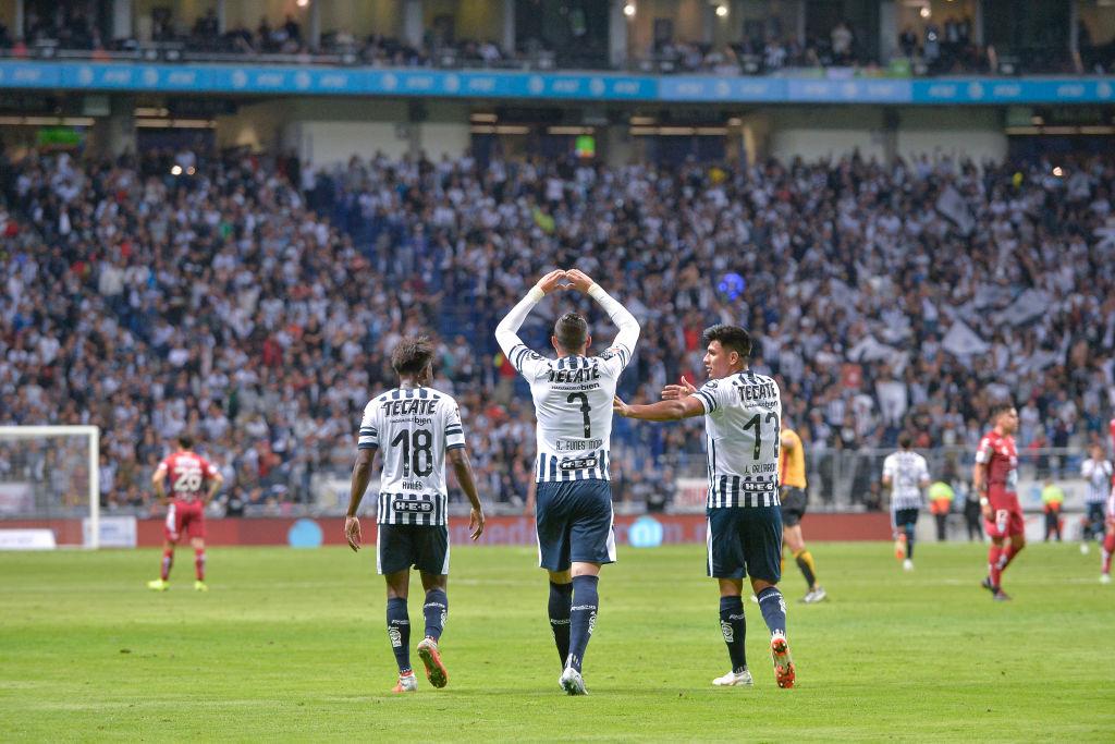 Funes Mori apresura su naturalización por si quieren llamarlo a la Selección Mexicana