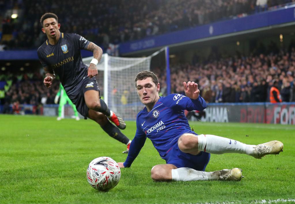 Sin problemas y con Higuaín de titular, Chelsea eliminó al Sheffield de la FA Cup