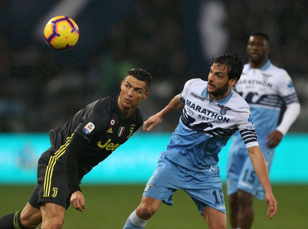 ¡CR7 y nadie más! El gol de Cristiano Ronaldo que le dio el triunfo a la Juventus