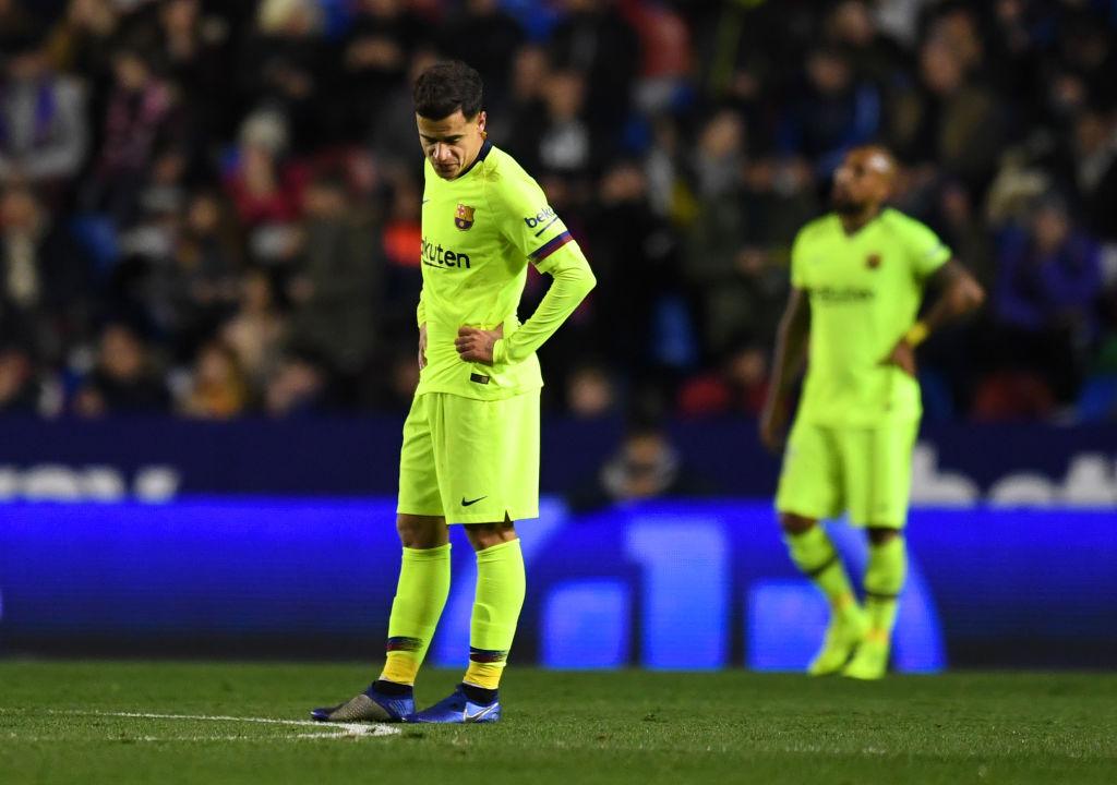 El 'efecto dominó' que sucedería si Coutinho deja al Barcelona para ir al Chelsea
