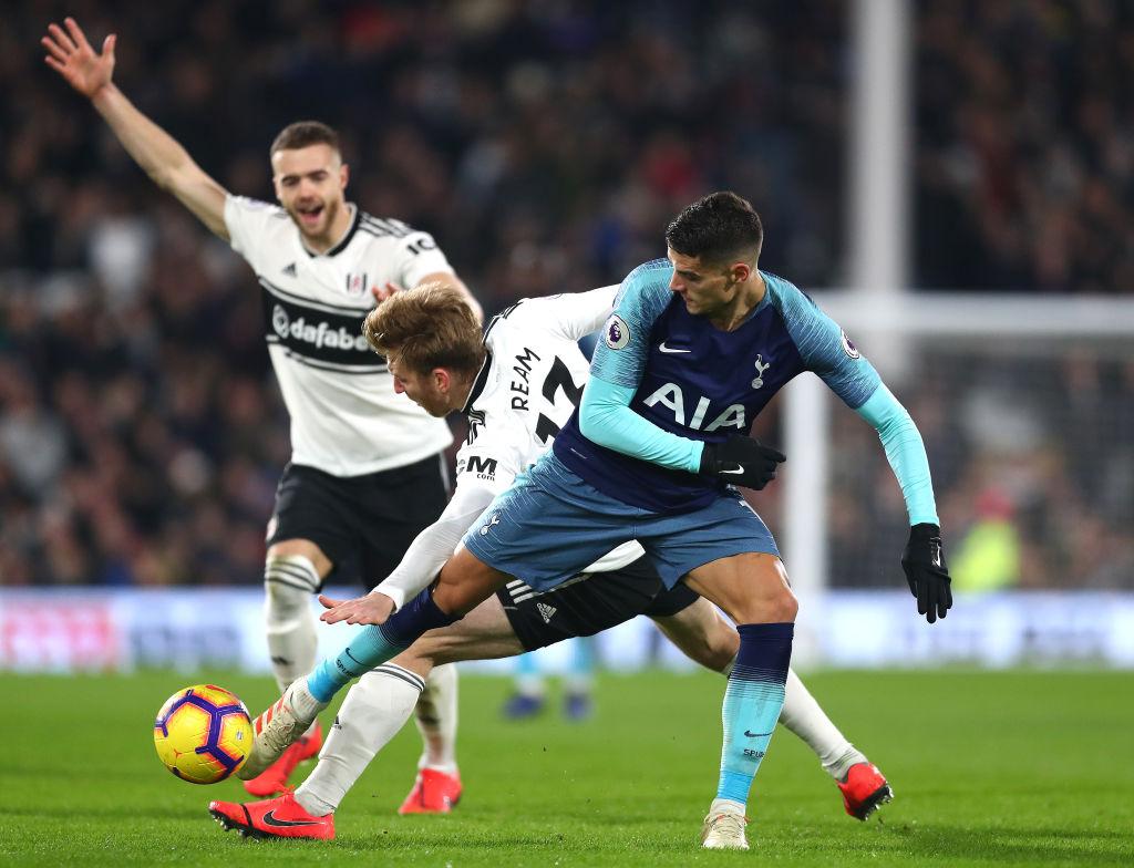 Sin Harry Kane ni Son Heung Min, Tottenham rescató un empate ante Fulham