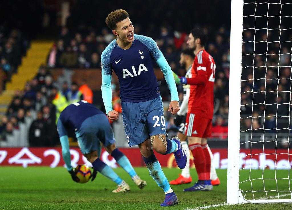 ¿Qué partidos se perderá Dele Alli con el Tottenham tras confirmarse su lesión?