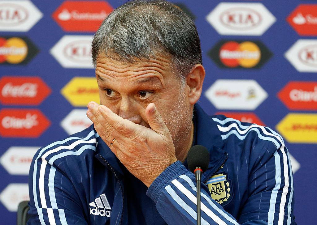 Los mayores fracasos del 'Tata' Martino en su etapa como Director Técnico
