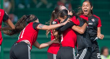¡Histórico! Atlas le pegó a Chivas en la Liga MX Femenil y tenemos los goles