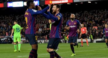 ¡Remontada de campeón! Los goles del triunfo del Barcelona sobre el Levante