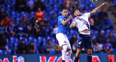 ¿Subcampeonitis? Cruz Azul debuta en el Clausura 2019 con empate en Puebla