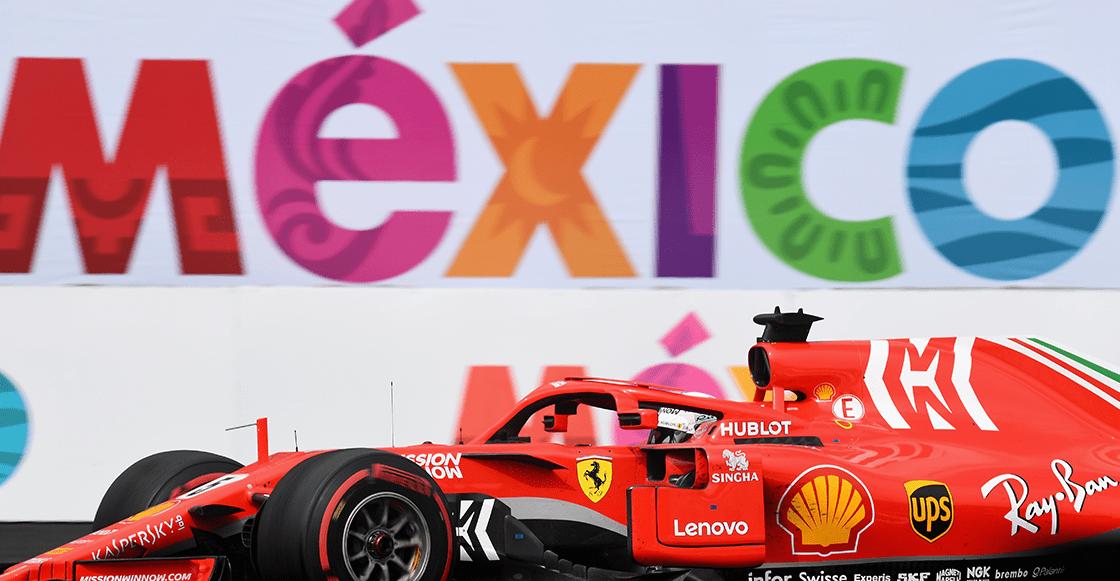 Está en duda la Fórmula Uno para 2020 en CDMX