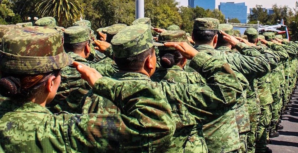 Difunden supuesta detención de militares; SEDENA acusa