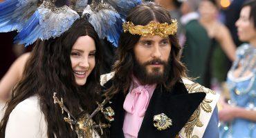 Lana del Rey y Jared Letto son la nueva imagen de la campaña de Gucci