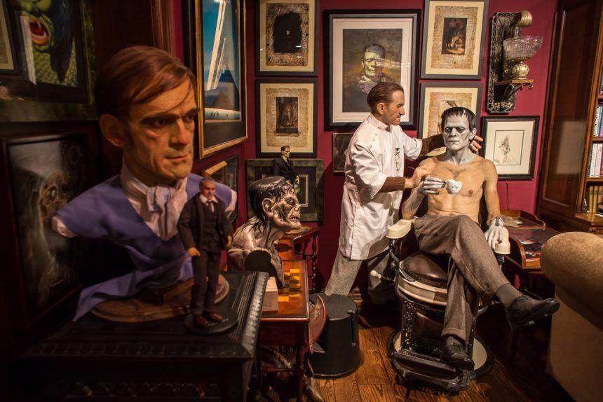 CONFIRMADO: La expo de 'La Casa de los Monstruos' de Guillermo del Toro llega a México