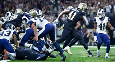 ¡Tremenda rivalidad! Así es el historial entre Rams y Saints en la NFL