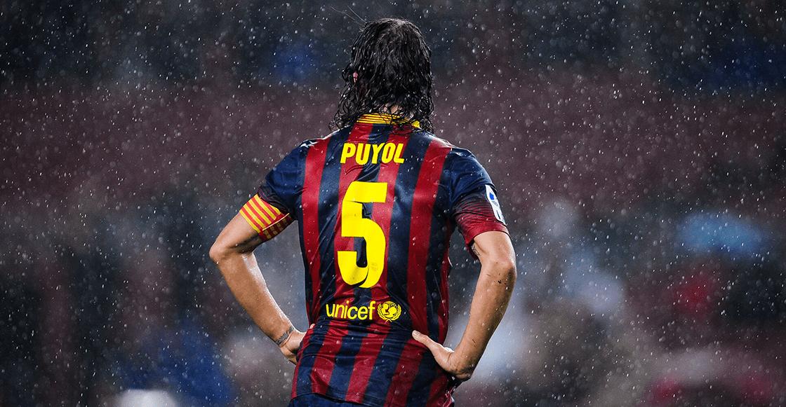 Carles Puyol: El último gran líder del Barcelona