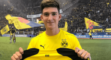 Borussia Dortmund ficha a Leonardo Balerdi, la cuarta venta más cara de Boca Juniors