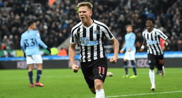 ¡Sorpresa! Newcastle le remontó al Manchester City y tenemos los goles