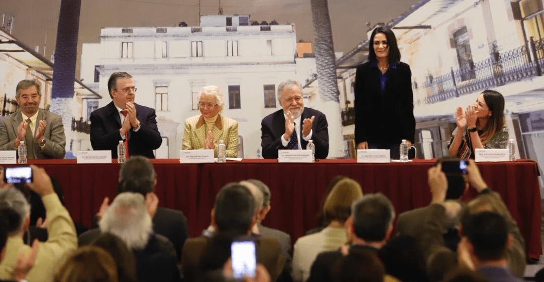 Histórico: el Estado mexicano se disculpa con Lydia Cacho por caso de tortura