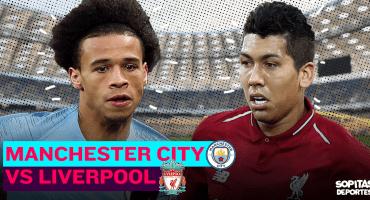 Sigue EN VIVO Manchester City vs Liverpool en la Jornada 21 de la Premier League